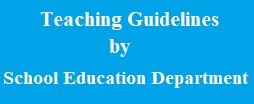Teaching Guidelines by SED